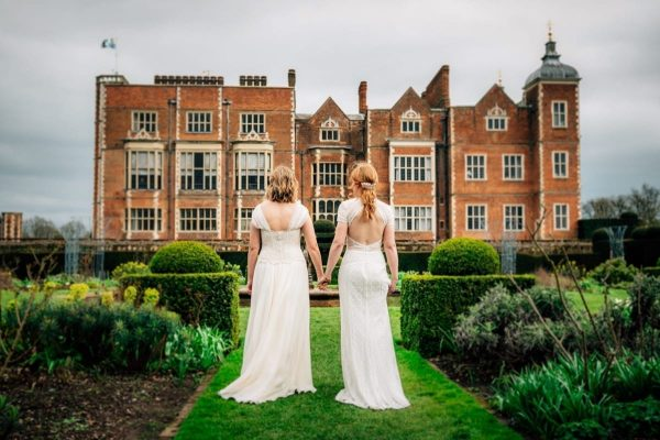 Hatfield House wedding photography