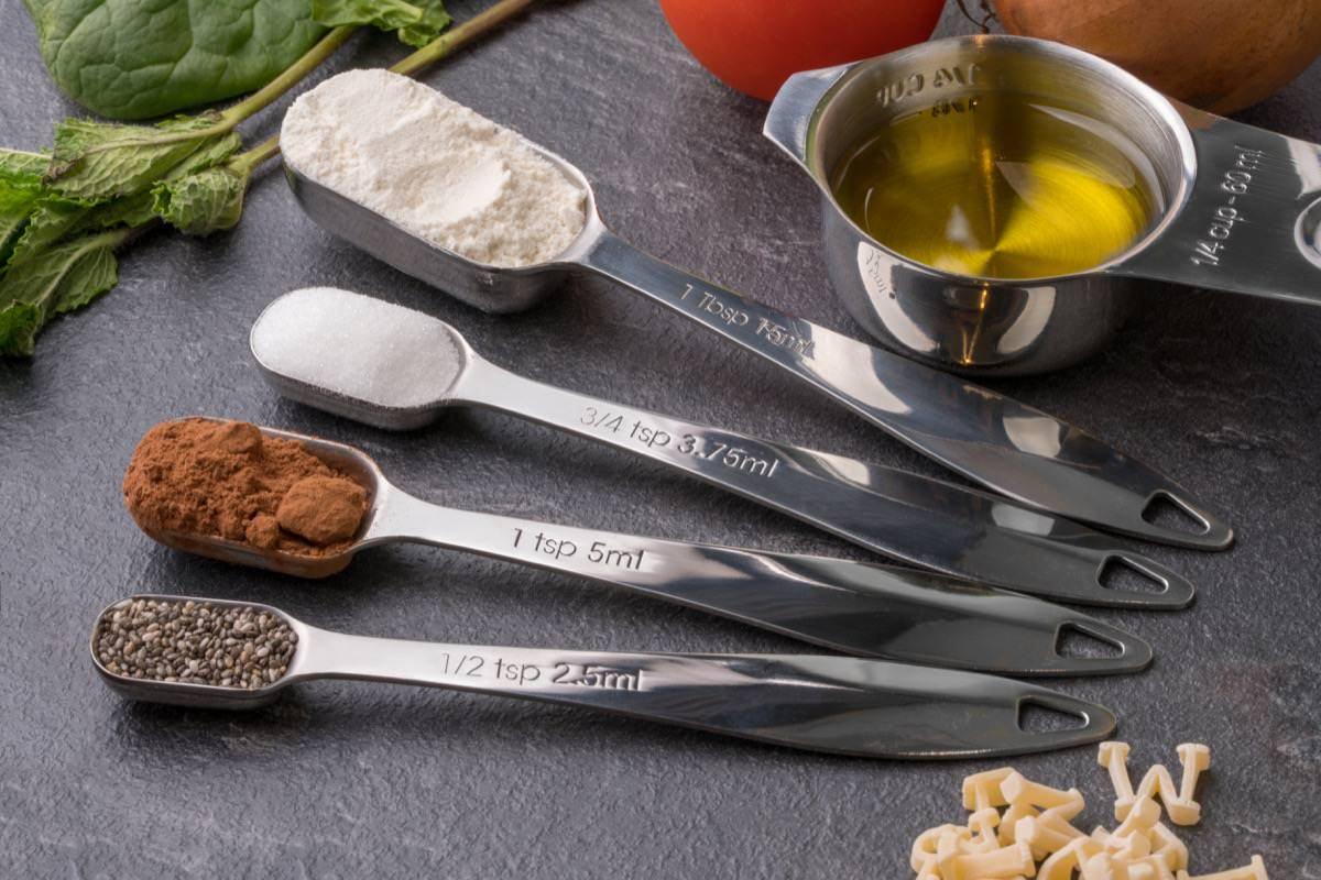 Measuring Cups Product Photography