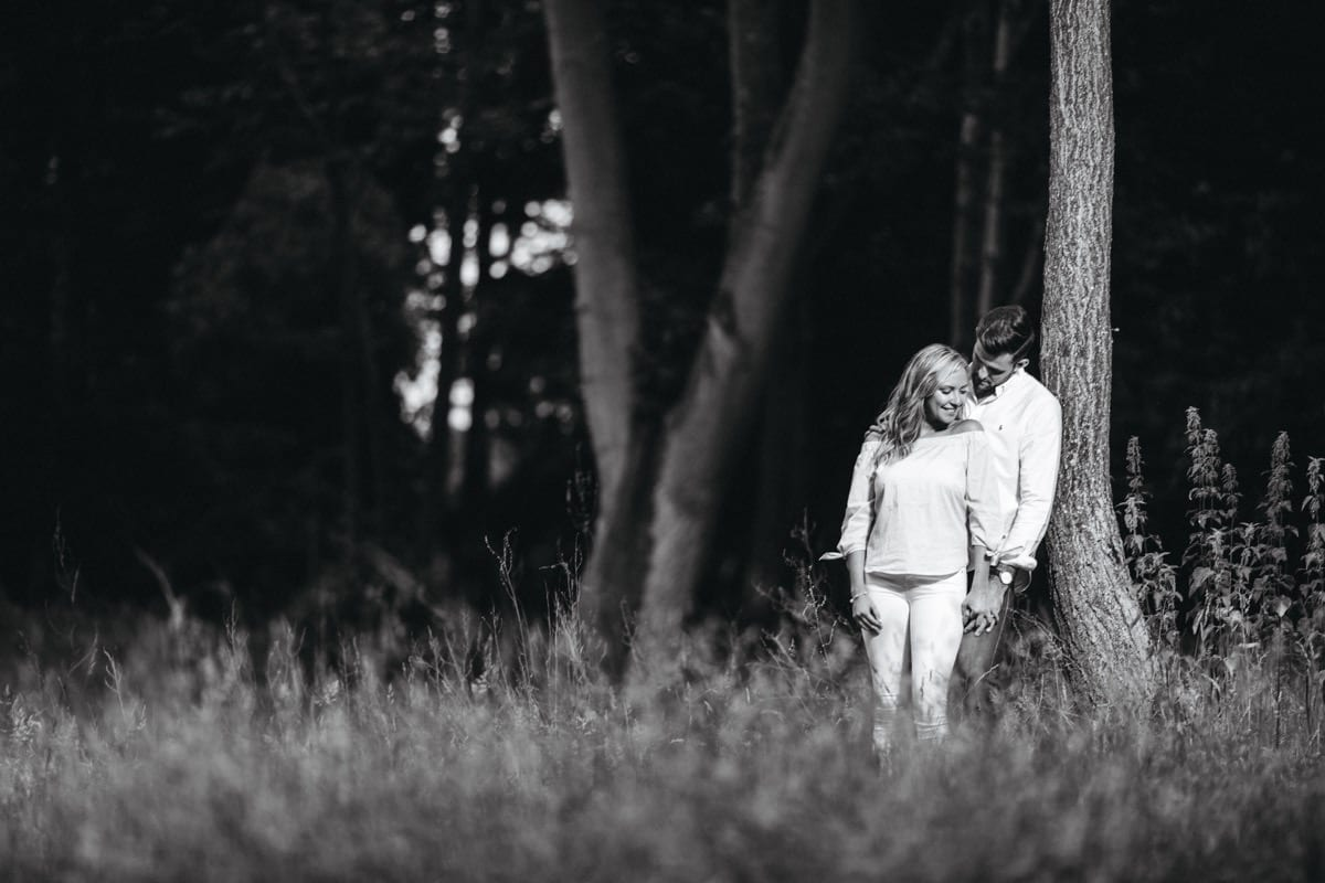 Jodie and George Engagement Shoot
